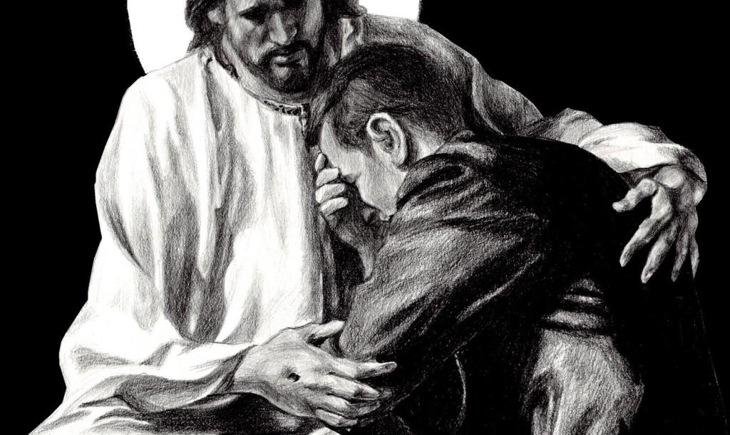 Исповедание грехов