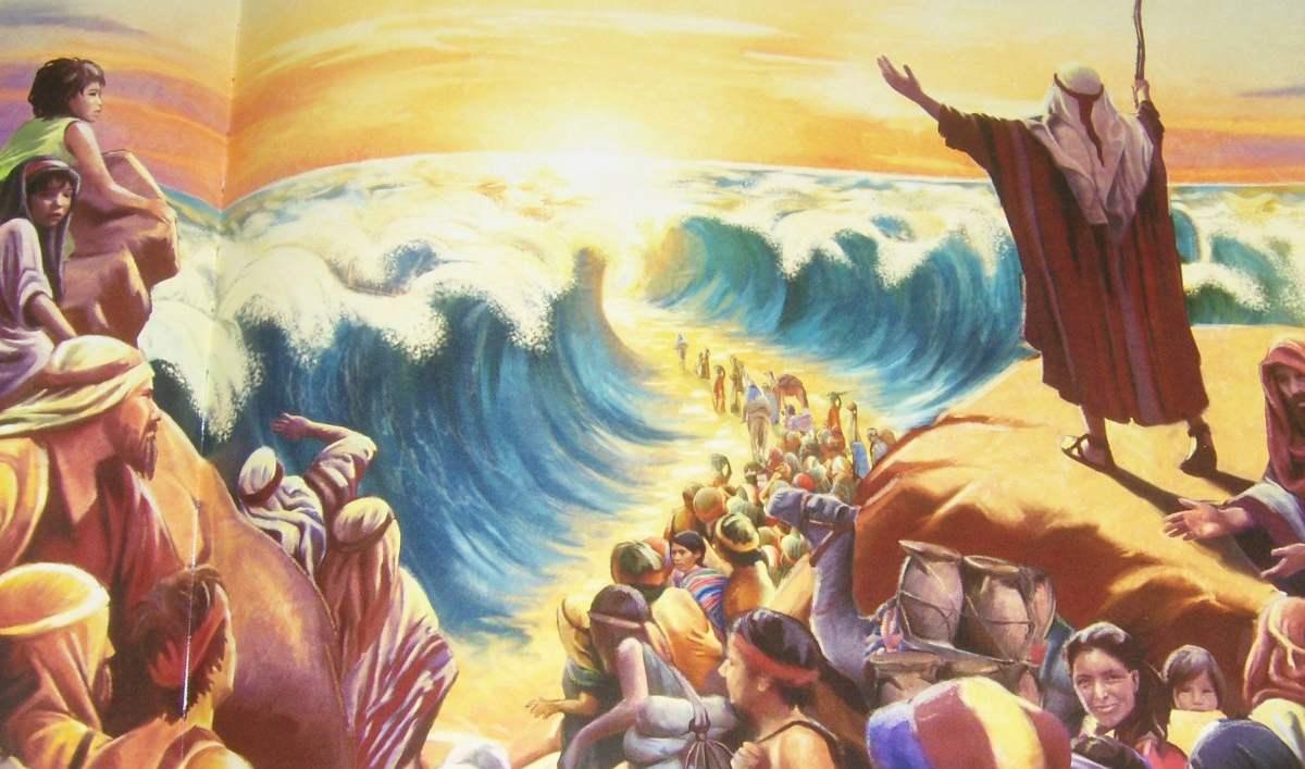 Награда за веру. Моисей