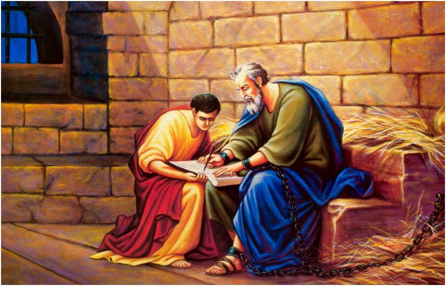1 Петра 3:18-20