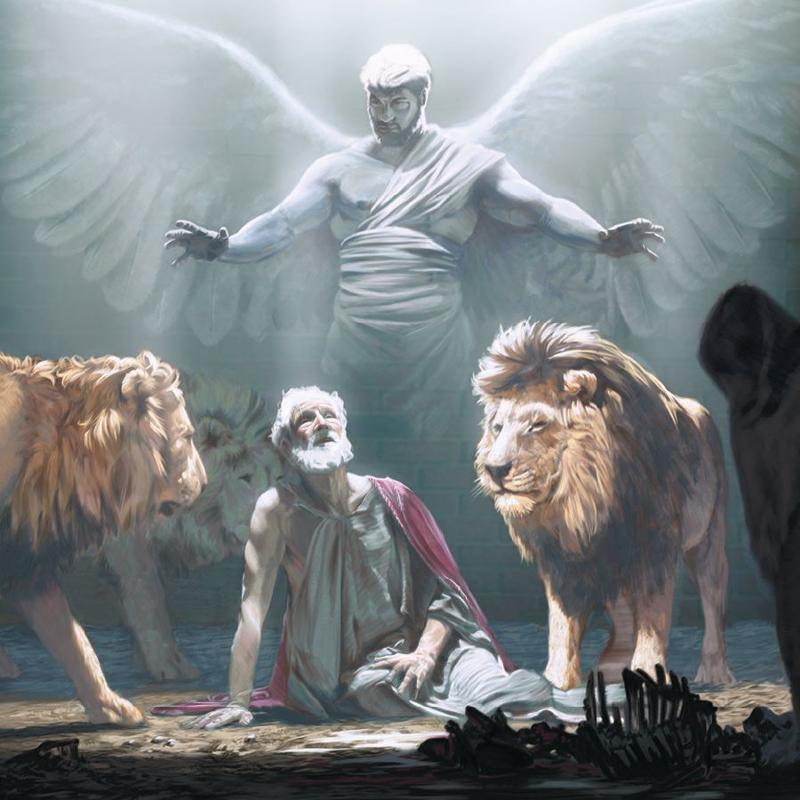 Что делает Господь в трудные времена