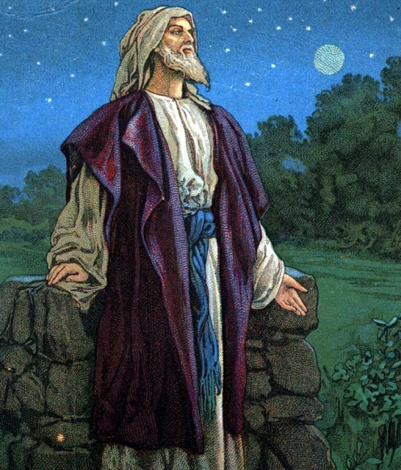 Поверил Авраам Богу