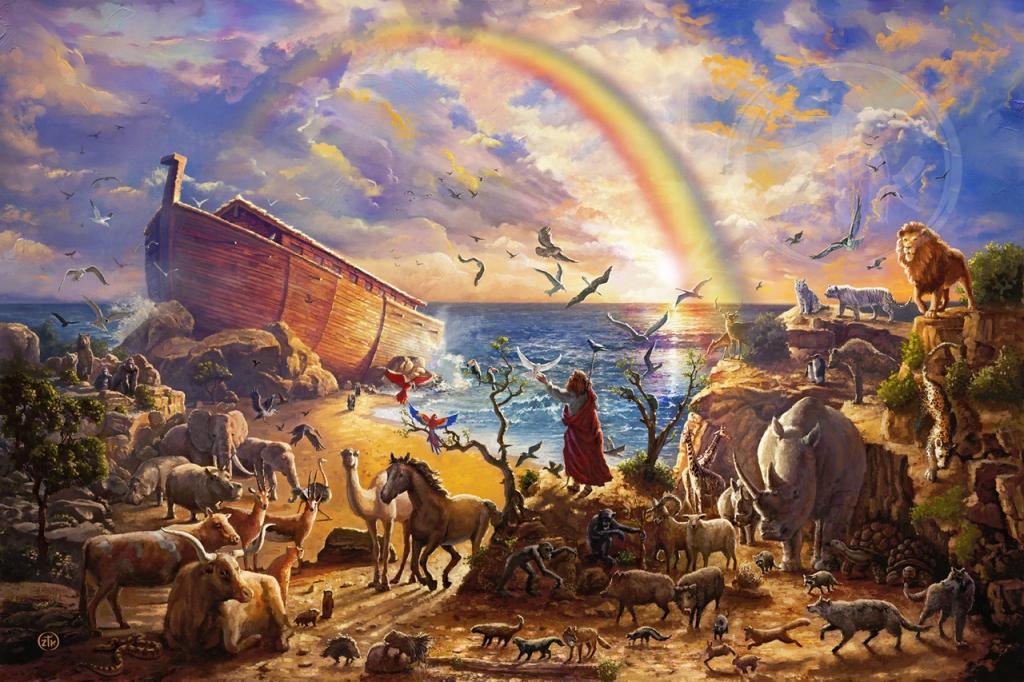 Ноев ковчег сегодня