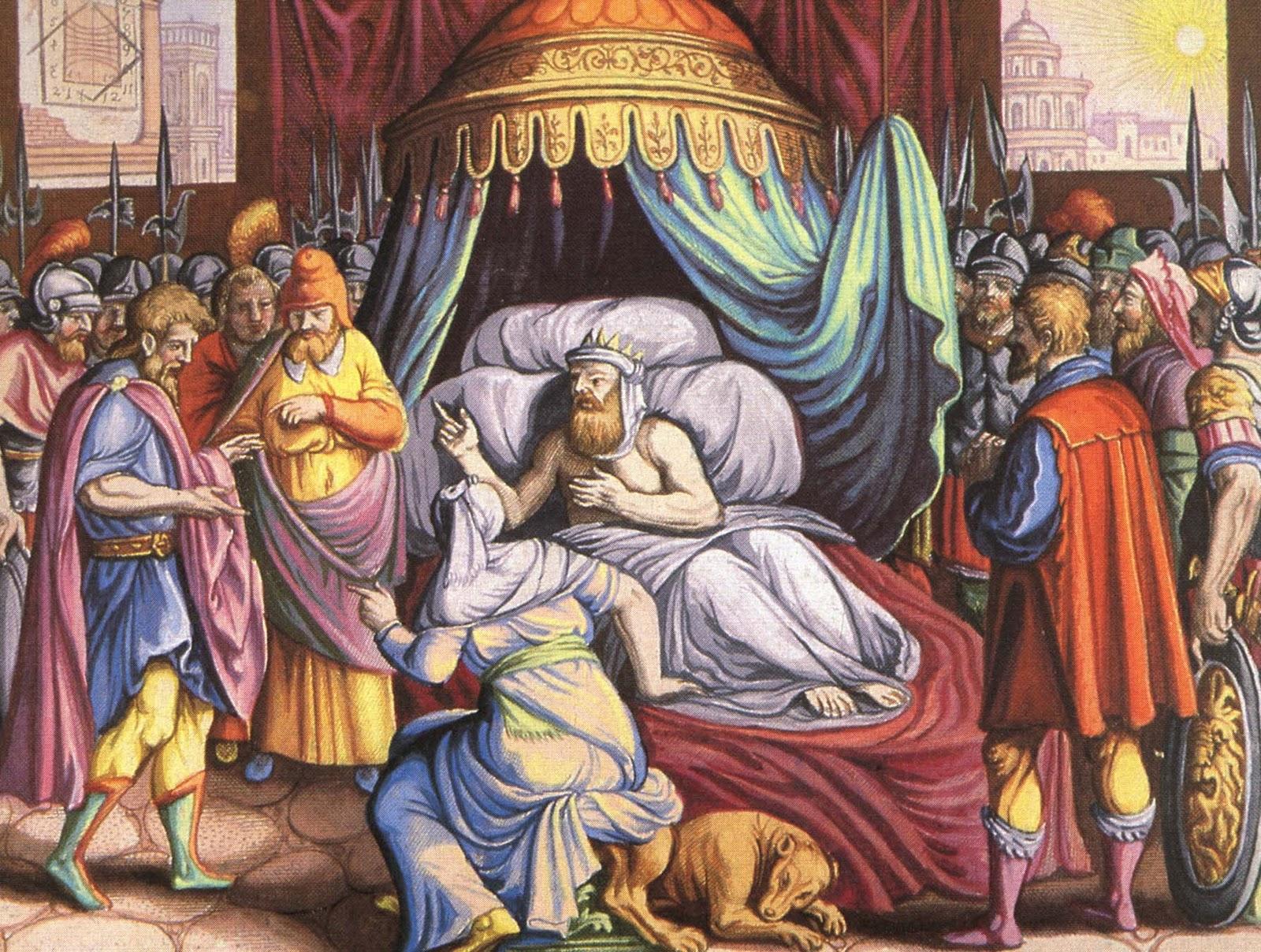 Царь Езекия