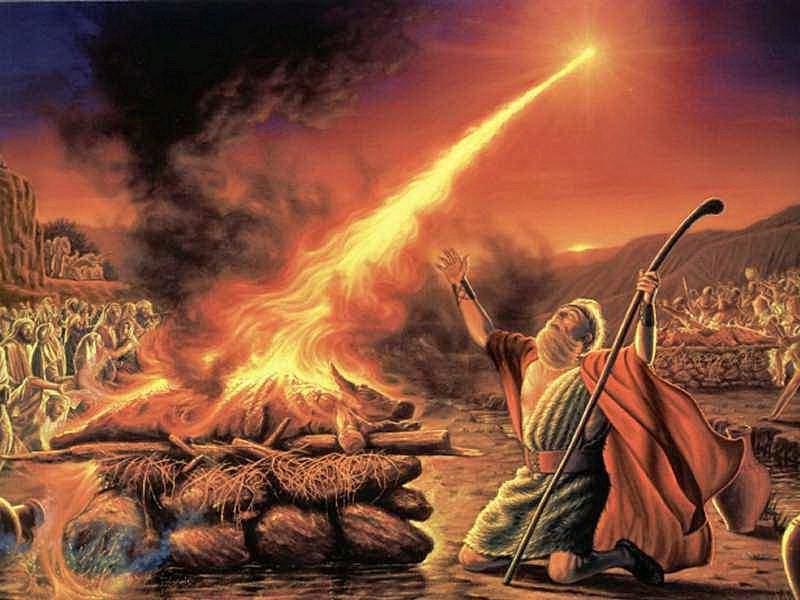 Бог не гневается сегодня на нас