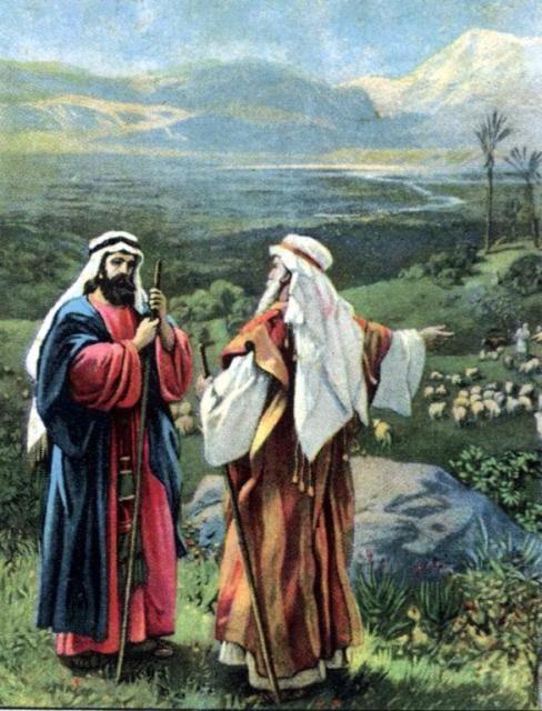 Падение Лота и Победа Авраама