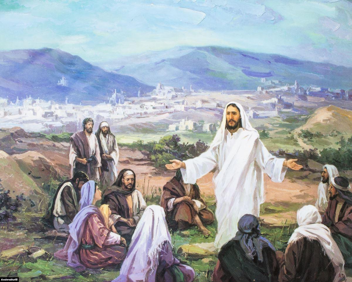 Иисус всегда рядом
