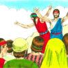 Халев и Иисус Навин