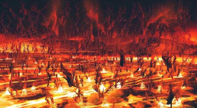 Что означает Озеро огненное в Библии