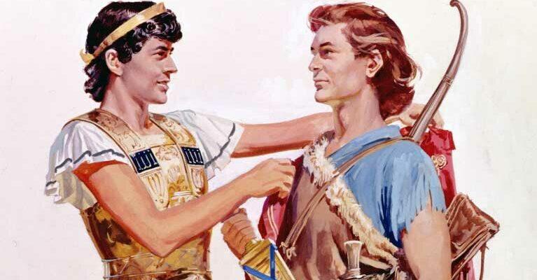 Завет: история Давида и Ионафана