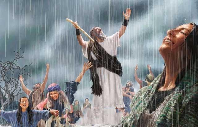 Молитва Илии пророка