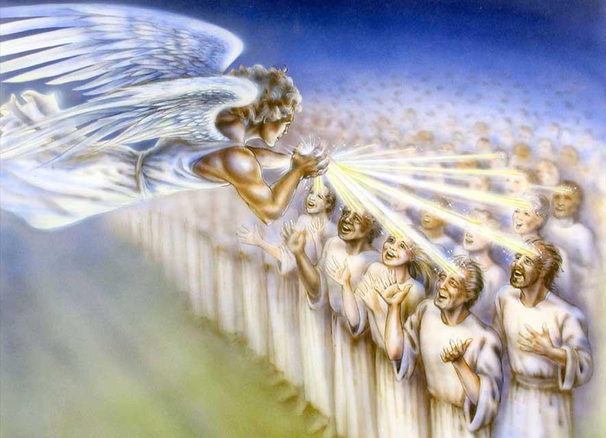 Кто получит печать Бога