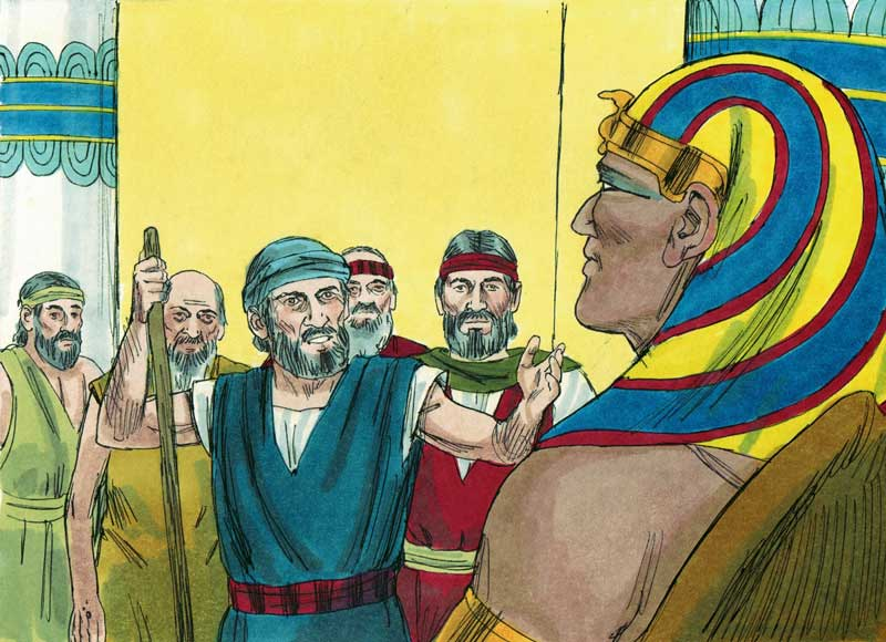 Почему Господь хотел умертвить Моисея