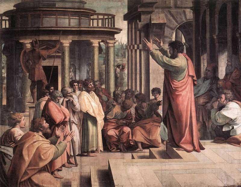 Роль Церкви во времена тьмы
