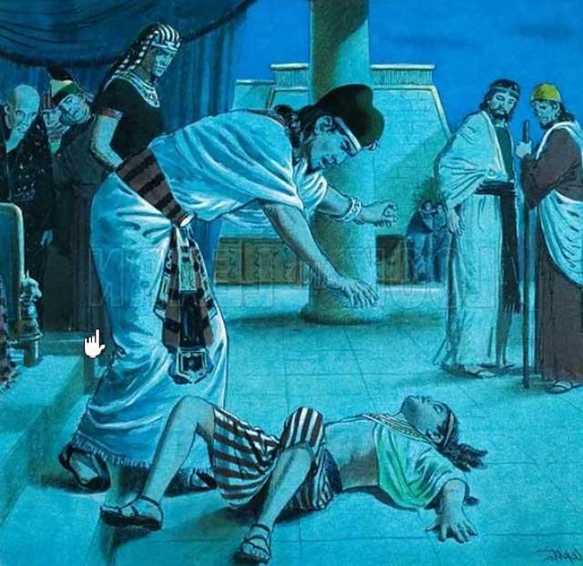 Казни египетские