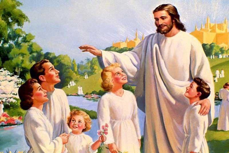 Царство Небесное внутрь вас есть