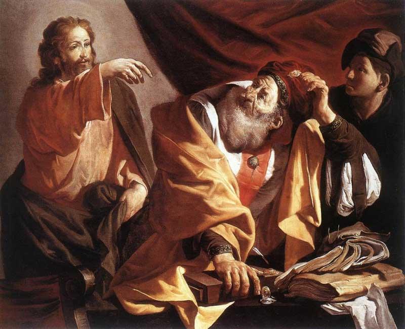 Матфей, призвание