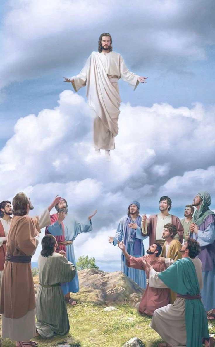 Откровение Иисуса Христа