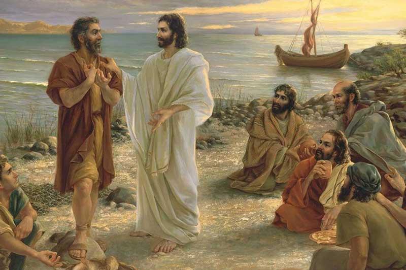 Сила помазания