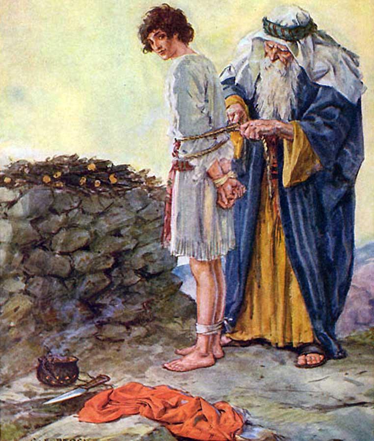 Авраам и Исаак