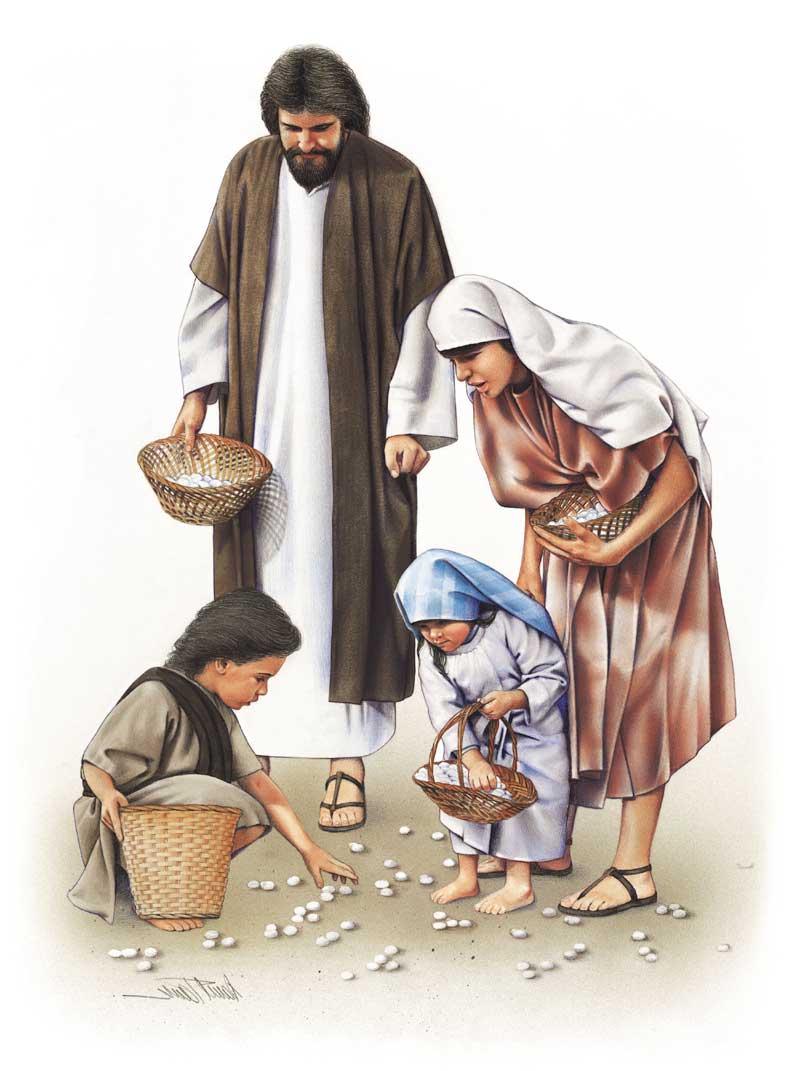 Хлеб небесный духовная пища для жизни на каждый день