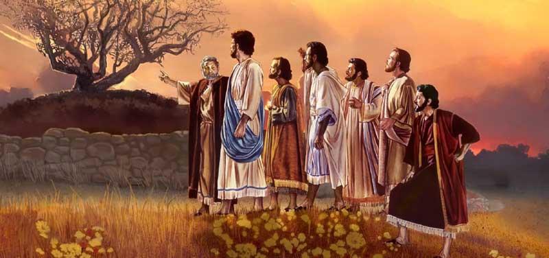 Иисус и смоковница