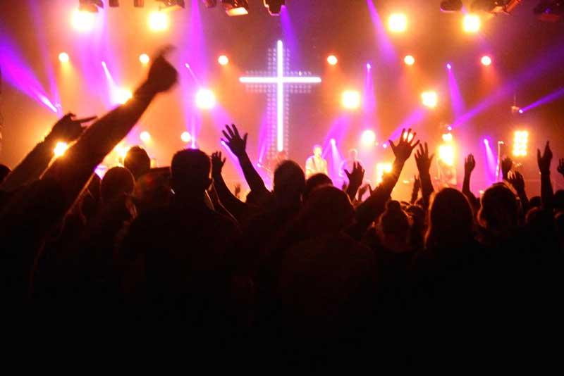 Хвала и поклонение