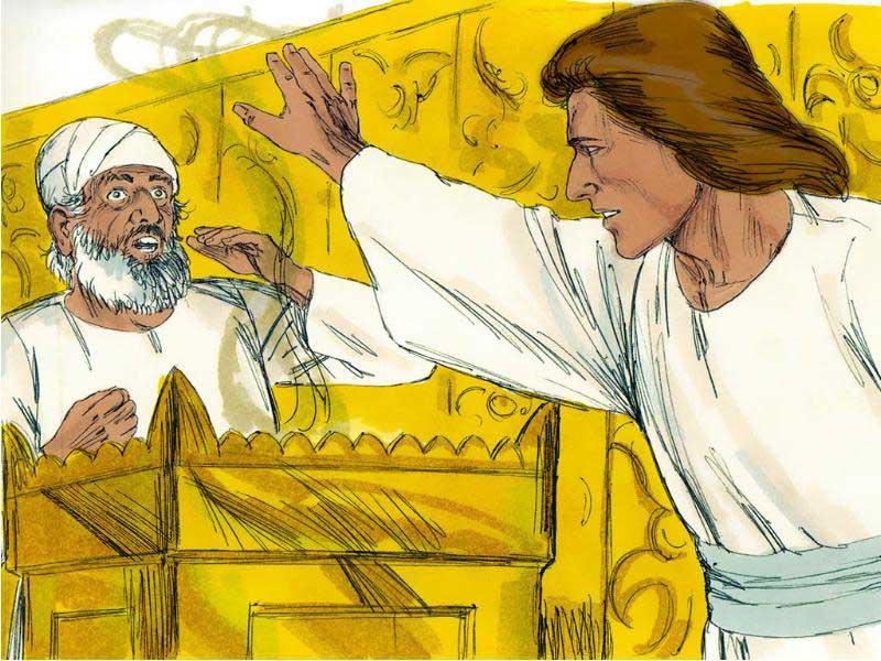 Ангел и Захария