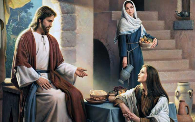 Тесные взаимоотношения с Господом