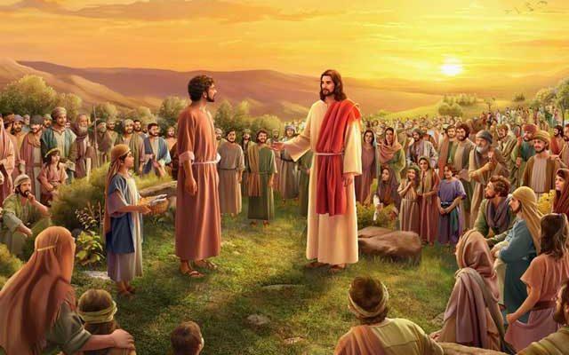 Послушанием одного сделаются праведными многие