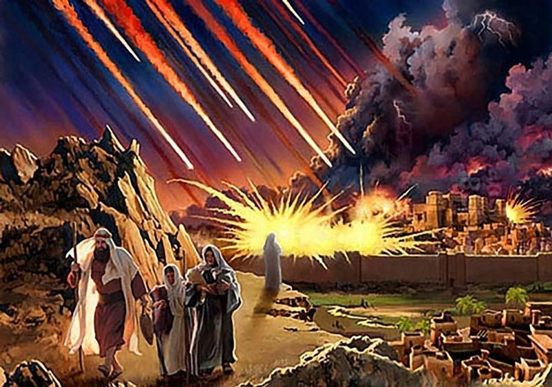 Бог искал праведность в Содоме и Гоморре