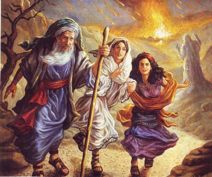Бог избавляет праведных