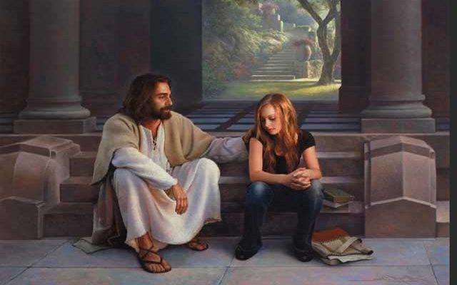 Ибо в Нём обитает вся полнота Божества телесно