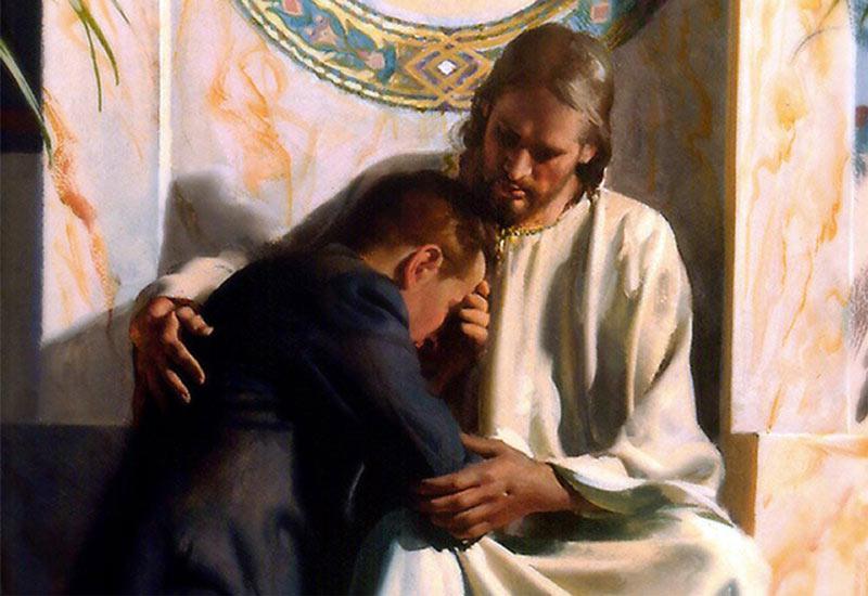 И буду их Богом. Истинное покаяние