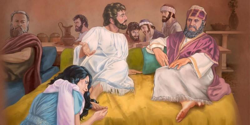 Прощение грешницы