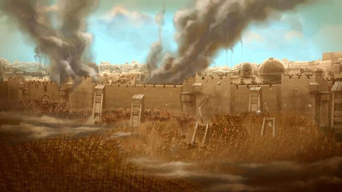 Разрушение Иерусалима