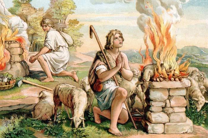 Приношения Авеля и Каина