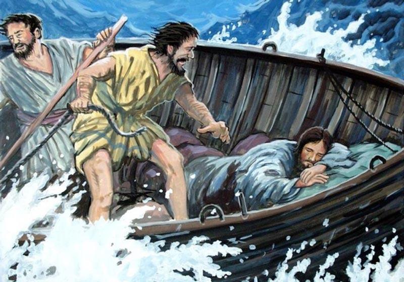Бог заботится