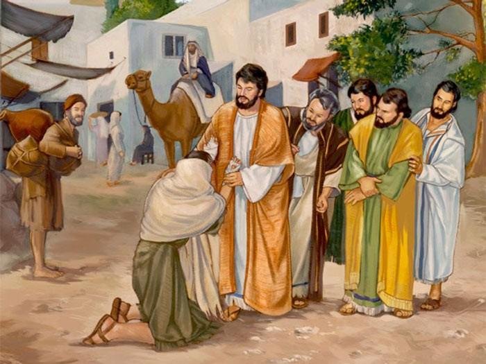 Заповеди блаженства и отношение Иисуса к закону