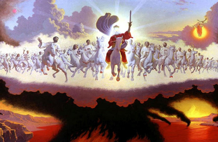 Иисус грядёт