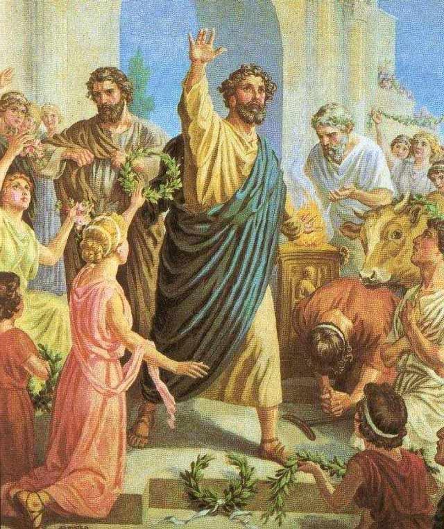 Суть послания к Галатам