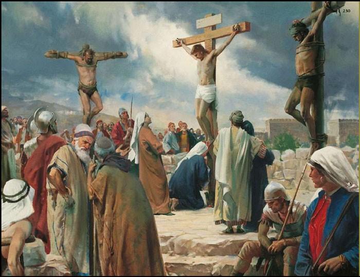 Оправдание верой во Христа